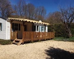 Le Camping du Bourg - Digne-les-Bains - Camping mobil-home Alpes de Haute Provence