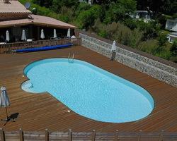 Le Camping du Bourg - Digne-les-Bains - Camping piscine Alpes de Haute Provence